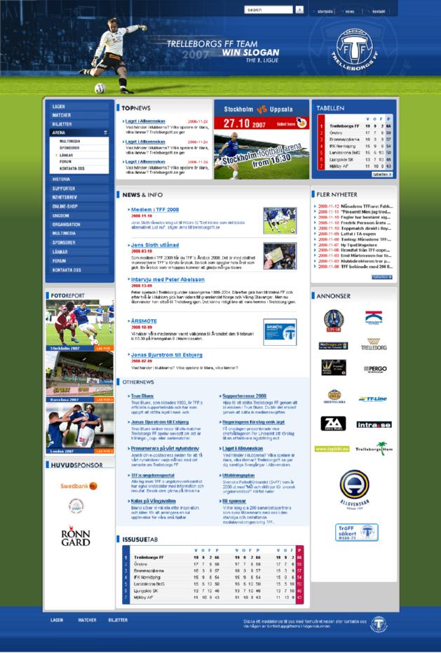 Webové stránky seznamovacích služeb